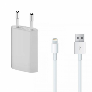 Replacement Charger For Apple Iphone 5s - Indian Pin