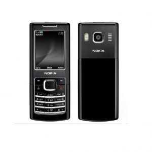 Nokia 6500 Classic Metal Black Refurbished (1GB)