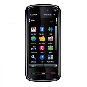 Nokia 5800 Xpress Music mobile Rufurbished