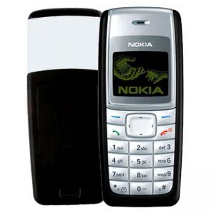 Nokia 1110i Non Camera Pre-owned/Used Keypad Phone