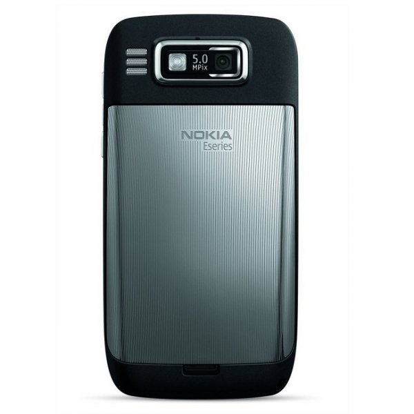 Nokia E72 Qwerty keypad phone Refurbished Black