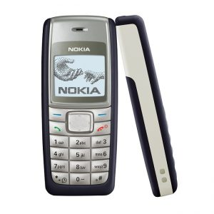 Nokia 1110i Non Camera Phone Refurbished Black