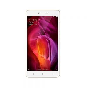 Redmi Note 4 (Gold , 3GB RAM, 32GB Storage) Refurbished