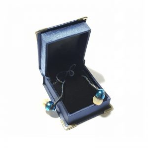 Blubee Earphones - Super Sound - Comes in A very Attractive Gift Case - Navy Blue
