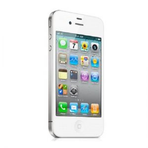 Apple Iphone 4s 8GB - WHITE Pre-owned/ Used Mobile (Almost New Condition)
