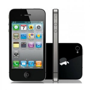 Apple Iphone 4s 8GB - BLACK Pre-owned/ Used Mobile (Almost New Condition)
