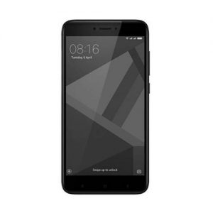 Redmi 4 (Black , 4GB RAM, 64GB Storage) Refurbished