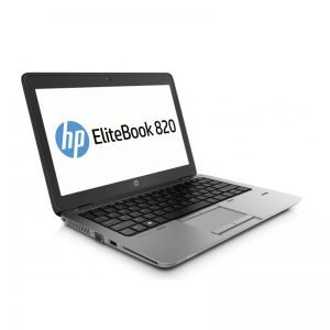 "HP Elitebook 820 G1 | Core i5 4th Gen | 4GB + 500GB | Webcam | 12.5"" | DOS"