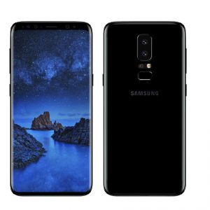 Samsung Galaxy S9 (Midnight Black) (4GB + 64GB)