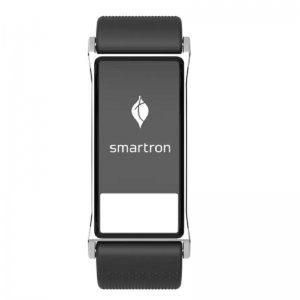 Smartron T.band with ECG and BP Sensors | BLACK | Regular Size