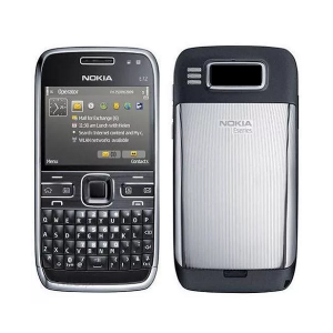 Nokia E72 | NON-CAMERA | Keypad Phone | Refurbished - GREY