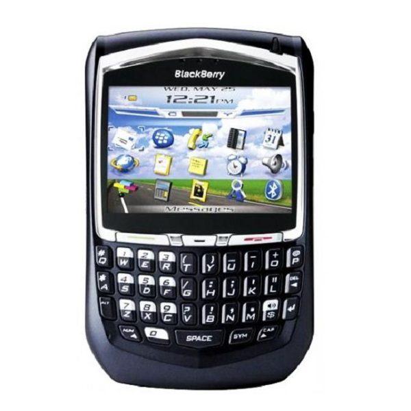 Blackberry 8700G Non Camera Phone Grey Refurbished