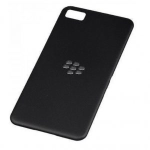 Blackberry Z10 Back Panel (Black)