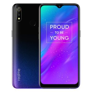 Realme 3 (64 GB + 4 GB RAM) Refurbished 4G VoLTE
