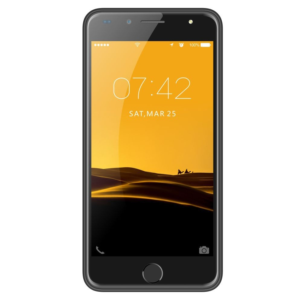 4764499ff IKALL K1 5-inch 4G (VOLTE) Android Phone Reliance Jio Working ...